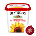Key Food_Country Crock with Sunflower Oil Spread_coupon_42604