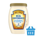 Hannaford_Heinz® Real Mayonnaise_coupon_45935