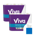Safeway_Buy 2: Viva® Paper Towels_coupon_43273