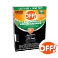 Michaelangelo's_OFF!® Deep Woods® DEET Free Wipes_coupon_53057