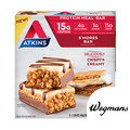 Weis Markets_Atkins® Birthday Cake or S'mores Meal Bars_coupon_54659