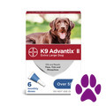 Michaelangelo's_K9 Advantix® II 6 pack_coupon_57580