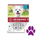 Urban Fare_K9 Advantix® II 4 pack_coupon_57572