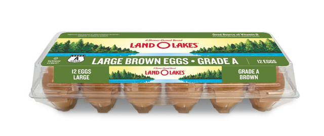 Land O Lakes Eggs coupon