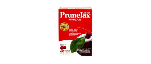 Prunelax Ciruelax Natural Laxative Regular Mini Tablets  coupon