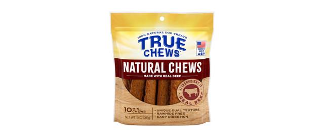 Tyson True® Chews Naturals coupon